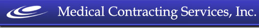 Medical Contracting Services